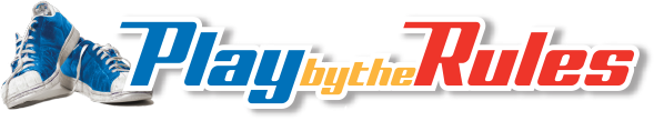 play by the rules logo