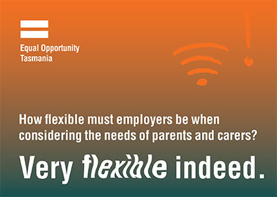 How flexible must employers be when considering the needs of parents and carers? Very flexible indeed.